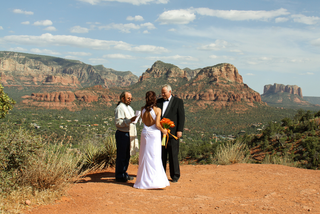 sedona airport vortex wedding sedona wedding photo