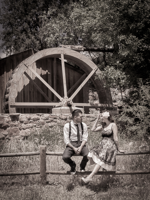 sedona Crescent Moon Ranchengagement