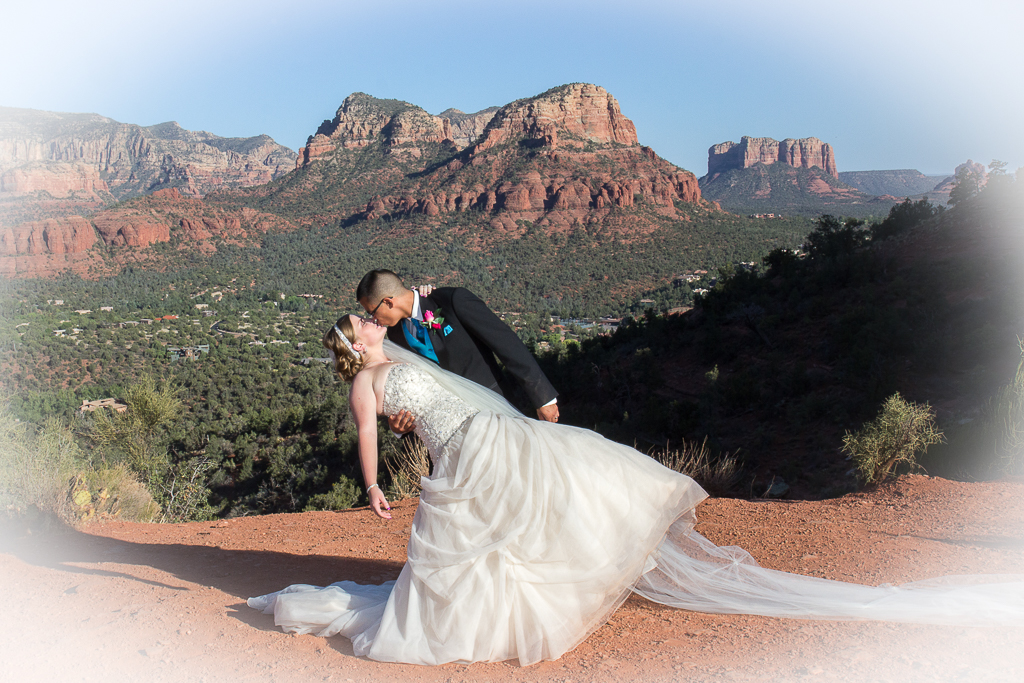sedona airport wedding location