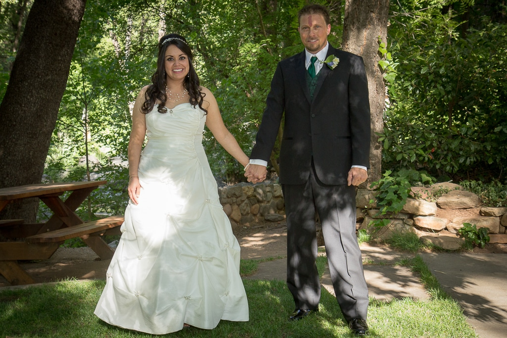 Junipine Resort wedding