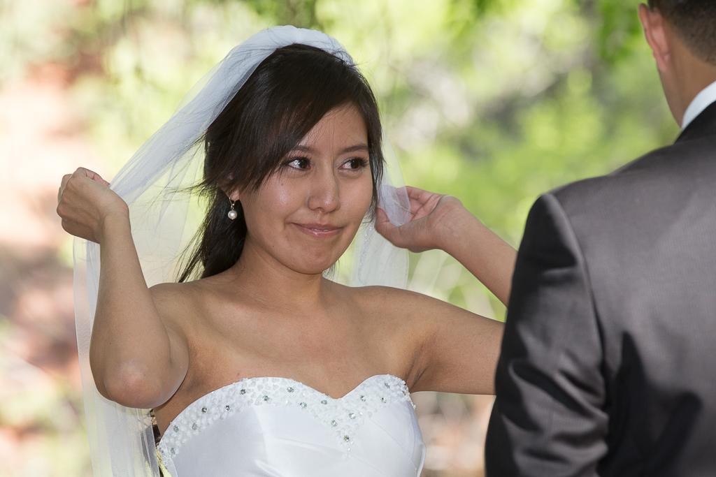 los abrigados sedona wedding