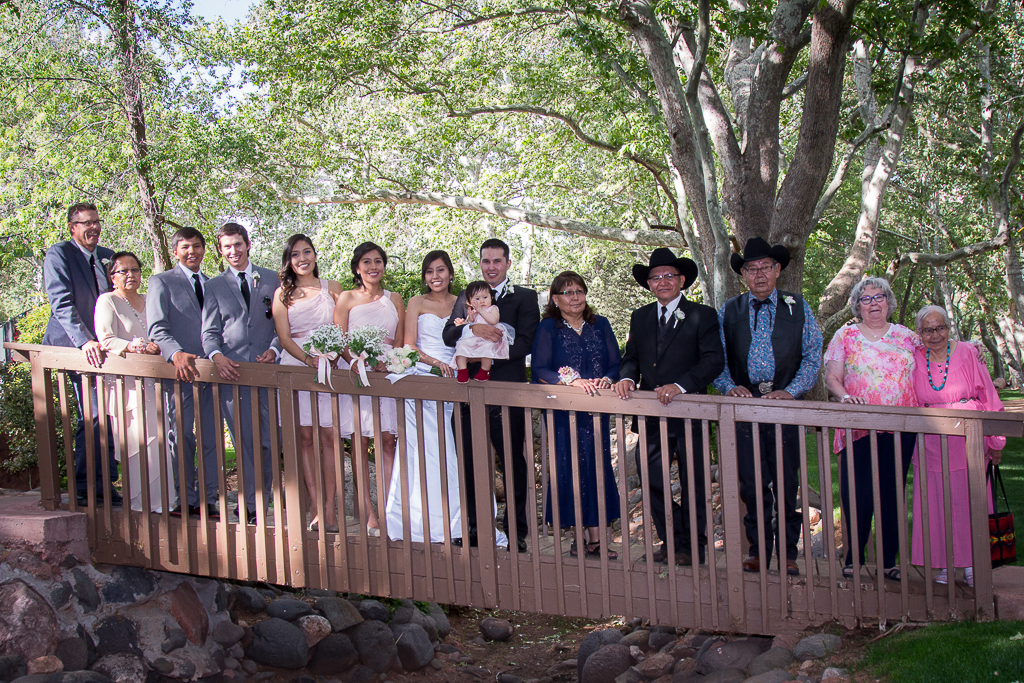 Ceremony and Reception Package Plus