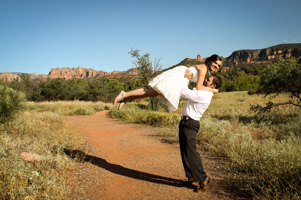 red rock state park wedding sedona arizona sedona