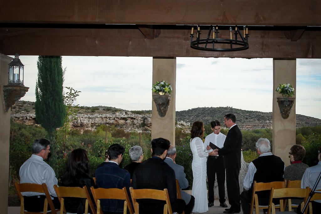 Alcantary Vineyards Wedding