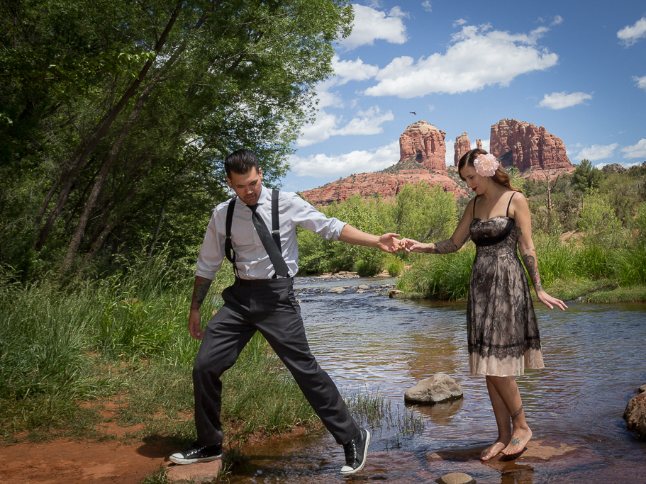 red rock crossing engagement