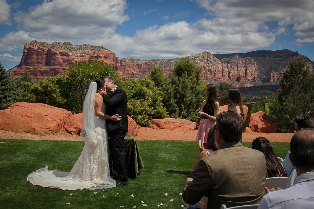 Sedona Golf Resort Wedding
